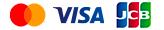 Mastercard VISA JCB