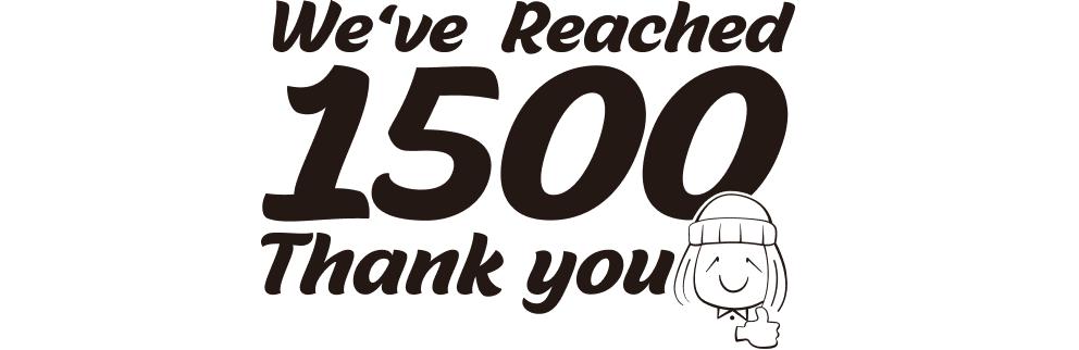 山下達郎のサンデー・ソングブック1500回記念トーク&ライヴのロゴ