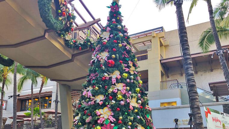 常夏で過ごす特別なシーズン到来!ハワイのクリスマスの魅力をお届け!