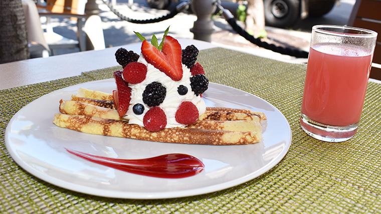 朝から至福のひとときを!アランチーノ・ディ・マーレでご褒美朝食