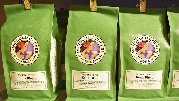 一味違ったカフェ体験!ホノルルコーヒーのコナコーヒーを五感で満喫!(前編)