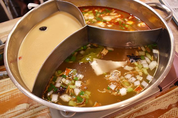 スウィートホームオリジナルスープ
