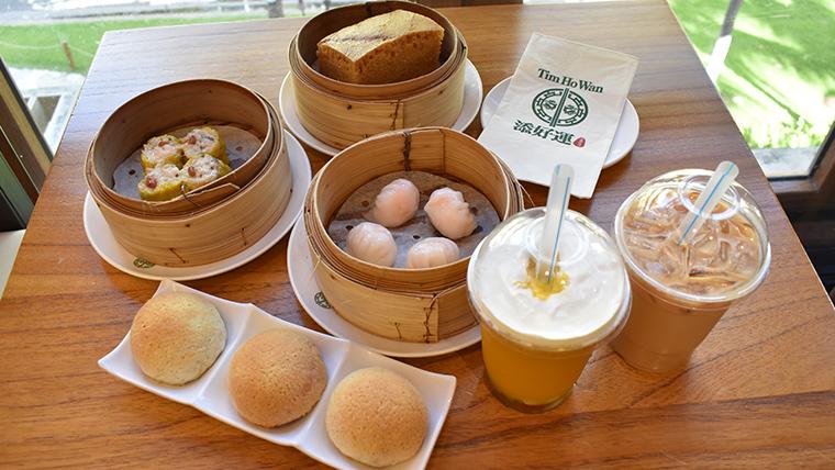 ミシュラン1つ星レストランTim Ho Wanで絶品飲茶を!