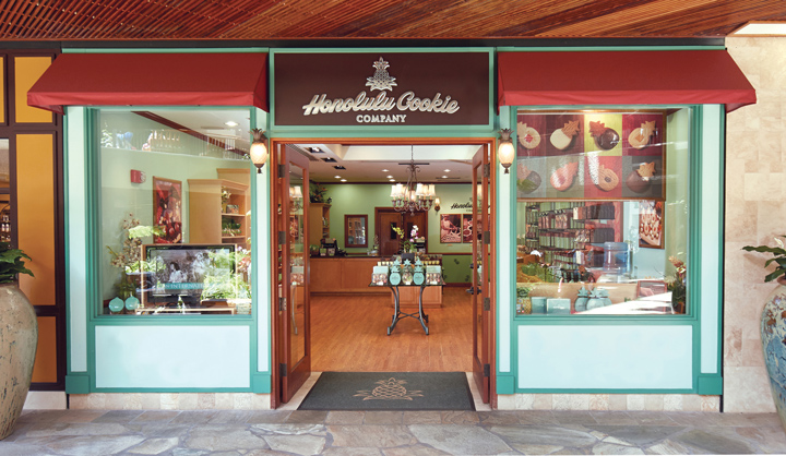 ホノルル・クッキー・カンパニー クッキー1