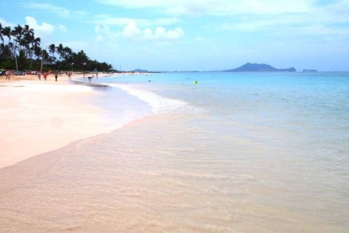 オアフ島 カイルアビーチ